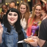 Beth Ditto Gossip Fans Letterman Show