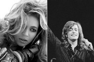 Beyonce Tributes Bee Gees Singer Robin Gibb