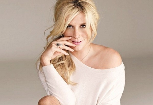 Ke$ha Kesha Glamour photo pretty bare shoulder