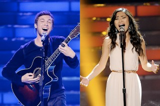 'American Idol': Jessica Sanchez And Phillip Phillips Face Off One Last Time