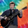 Phillip Phillips performing Top 5 American Idol