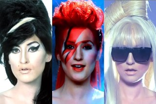 Ingrid Michaelson Transforms Into Lady Gaga, Madonna, Amy Winehouse, David Bowie & More