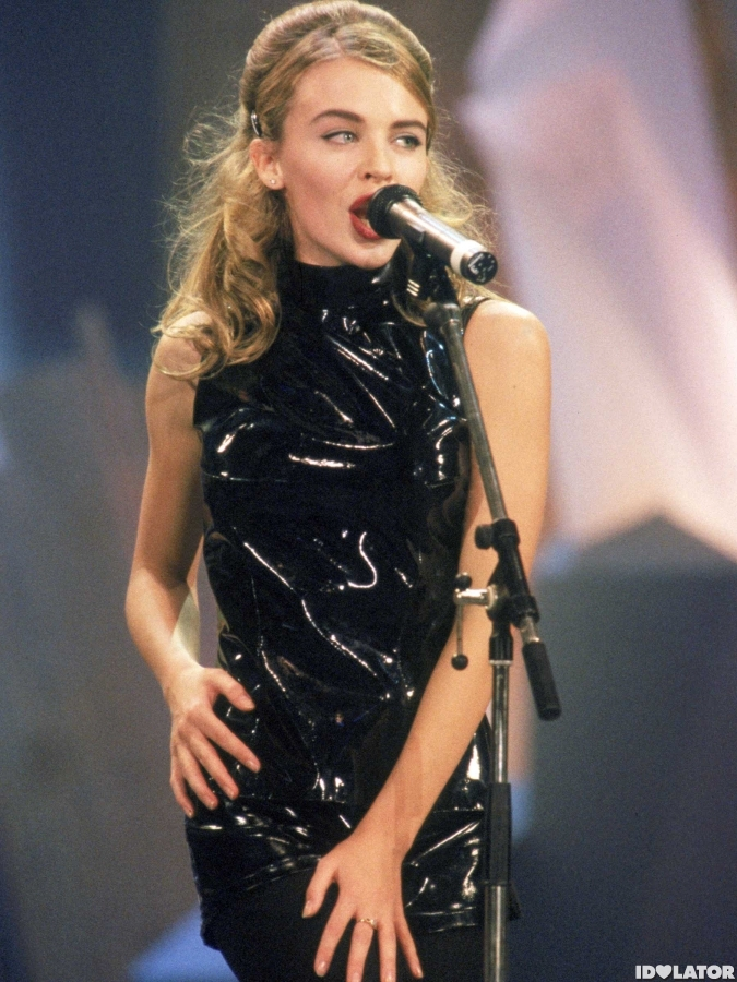 Kylie Minogue  Antwerp Concert
