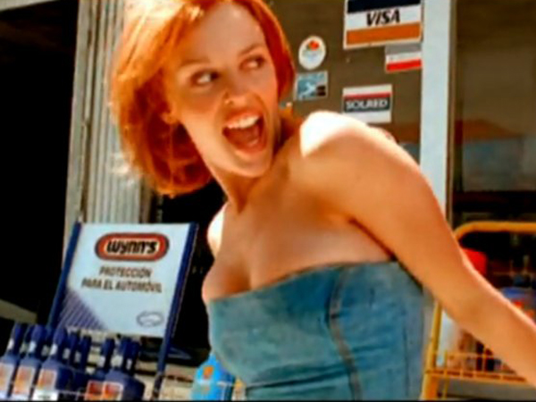 "Kylie Minogue ""Some Kind Of Bliss"" Music Video 1997"