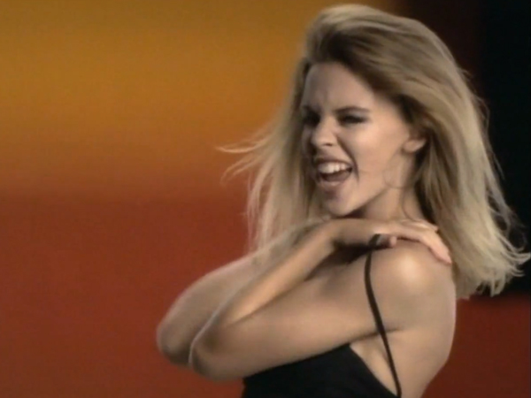 "Kylie Minogue ""Better The Devil You Know"" 1990"