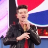 Robin Thicke Performing Good Morning America