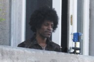 Andre 3000 As Jimi Hendrix: Foxey
