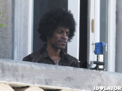 Andre 3000 Jimi Hendrix 2012
