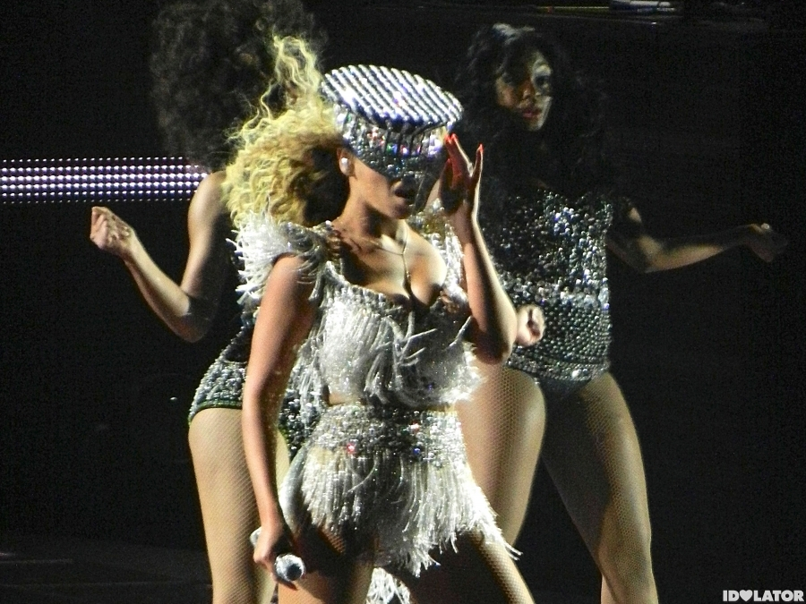 Beyonce's Back To Business Tour In Atlantic City