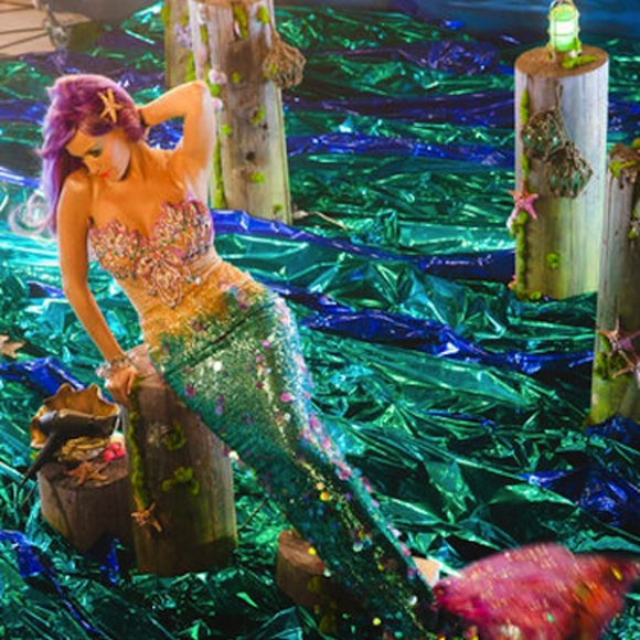 The Mermaids Of Pop: Katy Perry