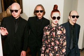 Garbage At Webster Hall: Watch Their MTV Hive Performance