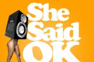 "Big Boi & Theophilus London's ""She Said OK"" Is For Panty-Droppers Only: Listen"