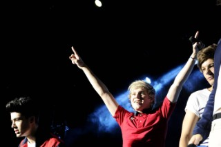 One Direction Invade Toronto's Molson Amphitheatre