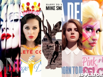 Idolator's 5 Most Disappointing Albums Of 2012 … So Far