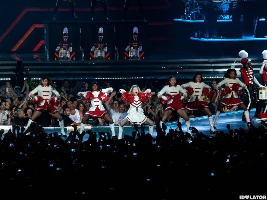 Madonna MDNA World Tour Opener