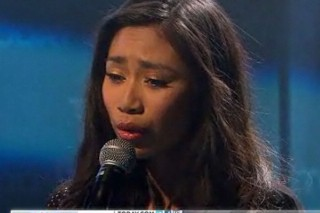 "Jessica Sanchez Performs ""I Will Always Love You"" & ""And I Am Telling You"" On 'Today'"
