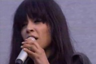 "Eurovison 2012 Winner Loreen Performs ""Euphoria"""