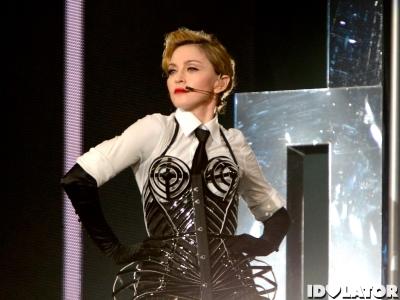 Madonna Concert MDNA Tour