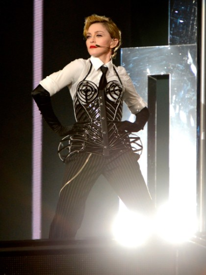 Madonna MDNA World Tour Opener