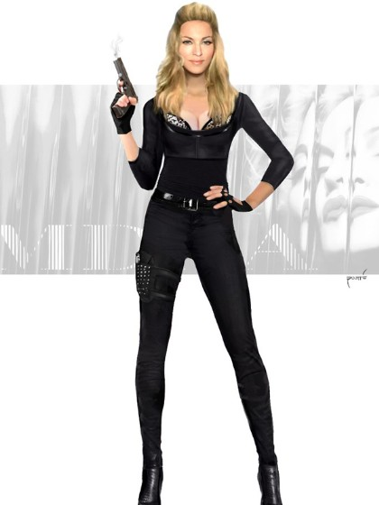Madonna's MDNA Tour Costumes