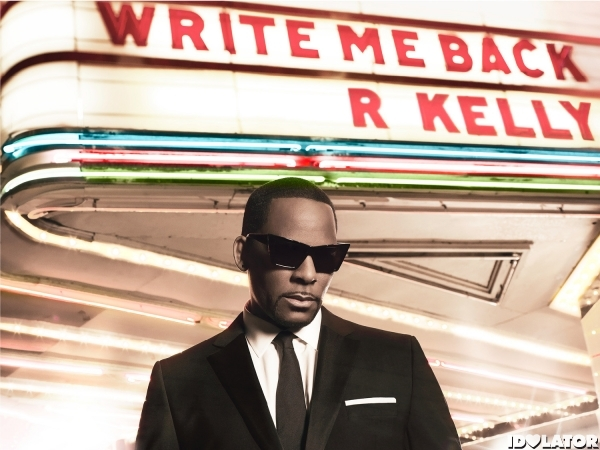 R. Kelly's Write Me Back