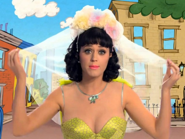 Katy Perry's Top TV Roles Before 'Part Of Me 3-D'