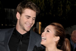 Miley Cyrus & Liam Hemsworth: Take A Look Back At The Engaged Couple's Courtship