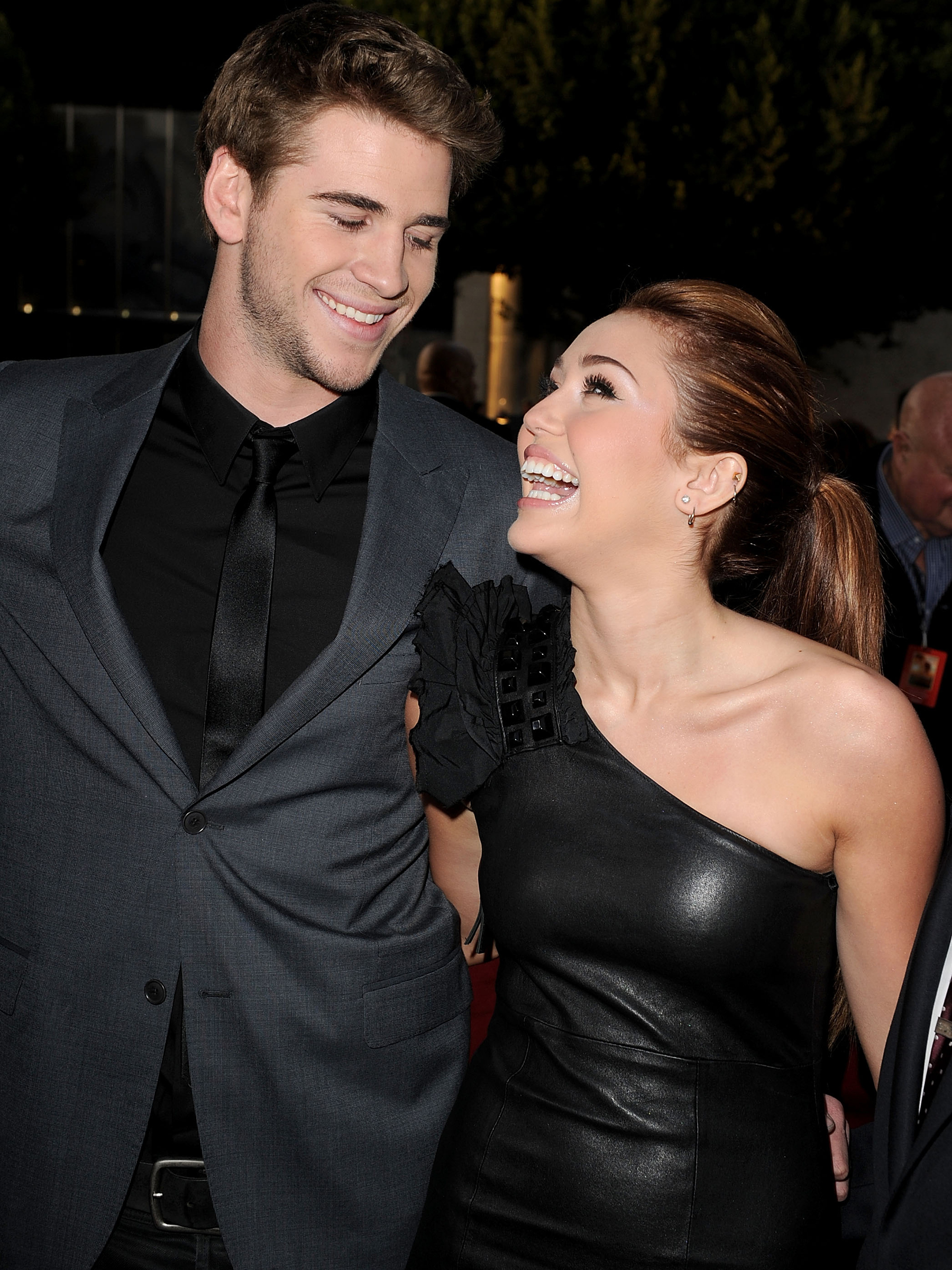 Miley Cyrus & Liam Hemsworth: Take A Look Back At The