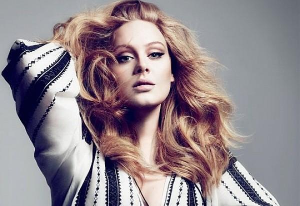 Adele 21 Vogue