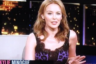 Kylie Minogue 'Chelsea Lately'