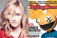 Deadmau5 Discusses His Feud With Madonna (Again): Morning Mix