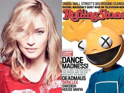 Madonna Deadmau5