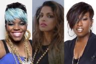 """M.I.A.'s """"Bad Girls"""" Remix With Missy Elliott & Rye Rye: Listen"""