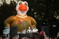 Duck Sauce Disappoints At The Governors Ball 2012
