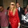 Mariah Carey photocall london