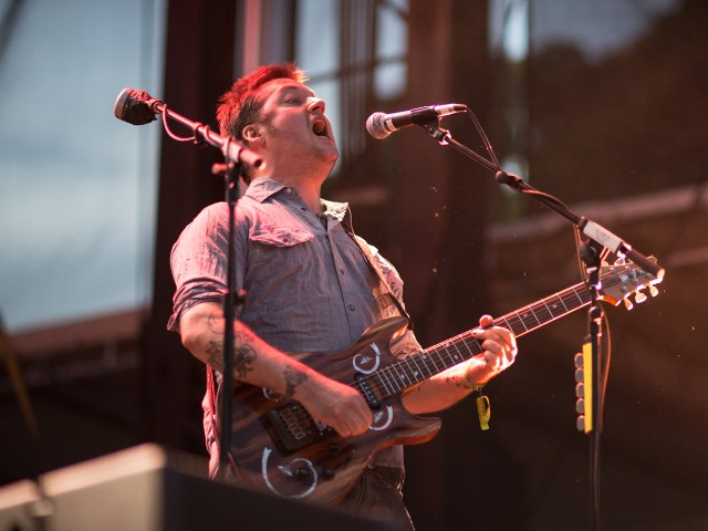 The Governors Ball 2012: Modest Mouse