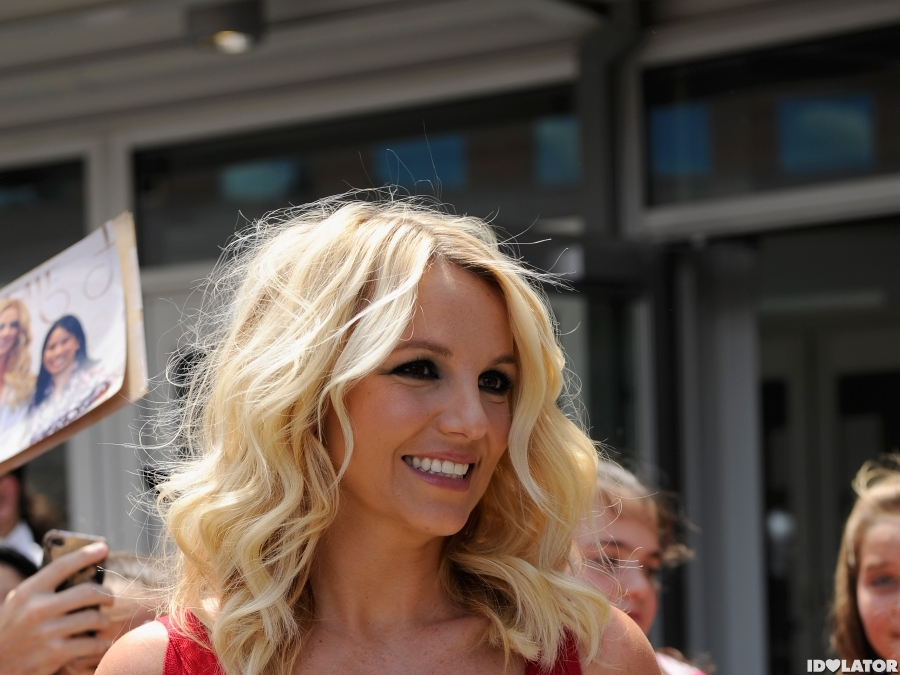 Britney Spears: 'X Factor' Providence Auditions