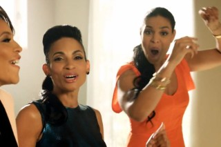 "Preview Whitney Houston And Jordin Sparks' ""Celebrate"" Music Video"