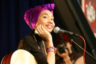 Yuna Performs Live At Amoeba Music, Los Angeles: Idolator Review