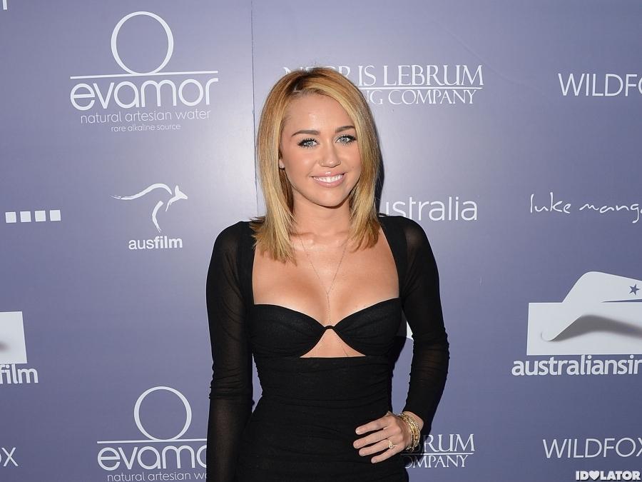 Miley Cyrus: Australians In Film Awards