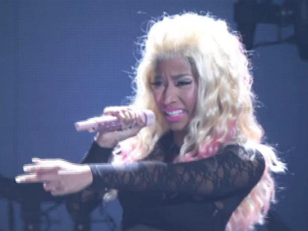 Bet Awards 2012 Nicki Minaj