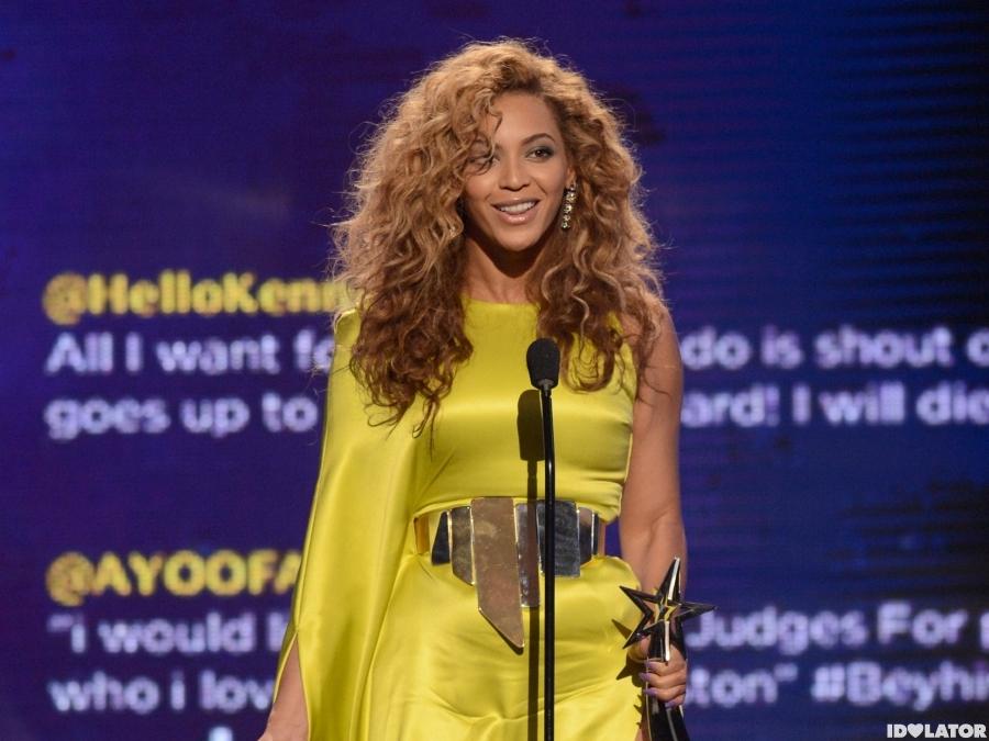 Beyonce Shines Bright At BET Awards 2012