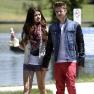 Justin Bieber Selena Gomez Ice Cream
