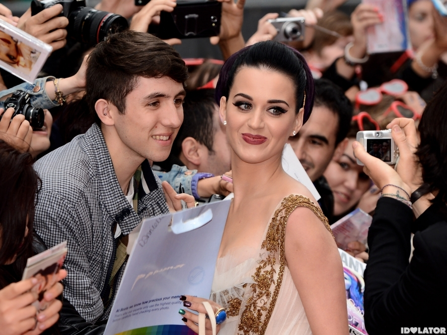 Katy Perry: 'Part Of Me 3D' London Premiere
