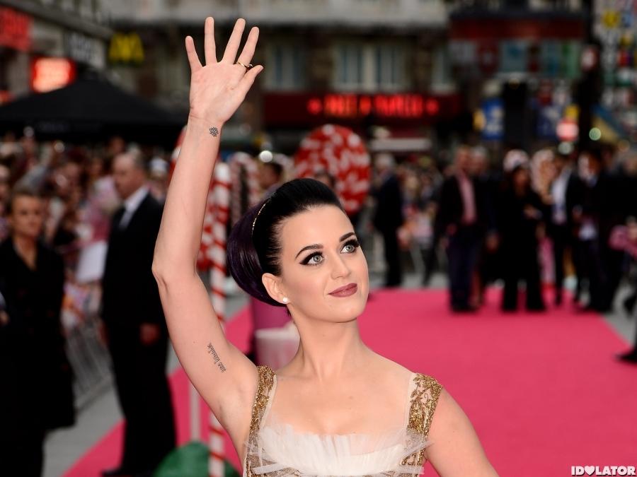 Katy Perry: 'Part Of Me 3D' London Premiere