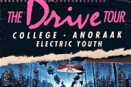 "College & Electric Youth Taking ""A Real Hero"" On The Road With The Drive Tour"