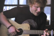 "Ed Sheeran Rides Ginuwine's ""Pony"" In An Acoustic Cover"