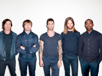 Maroon 5 Overexposed era