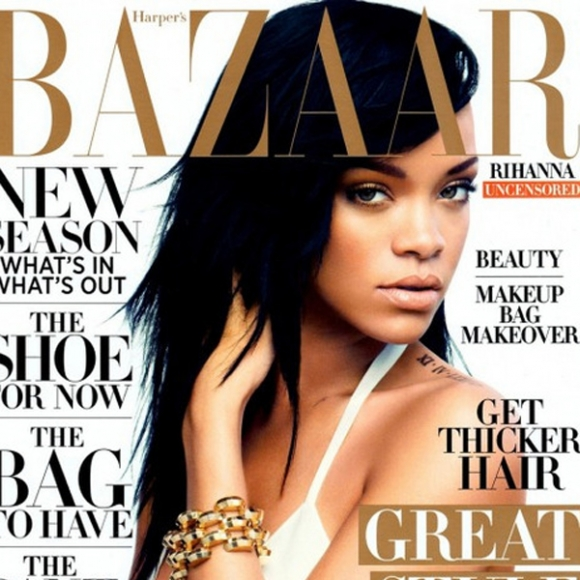 Rihanna For 'Harper's Bazaar'