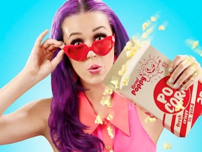 Katy Perry Part Of Me popcorn